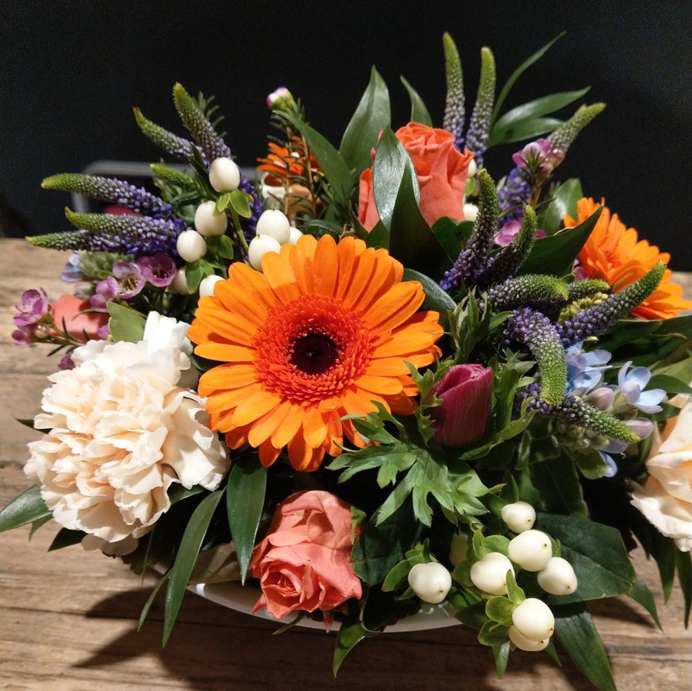 Bloemsierkunst Groeneveld bloemwerk bloemsierkunst biedermeier