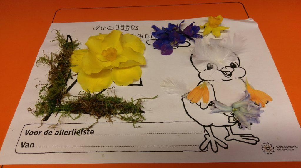 Ouder Kind Café woensdag 28 maart met thema Pasen