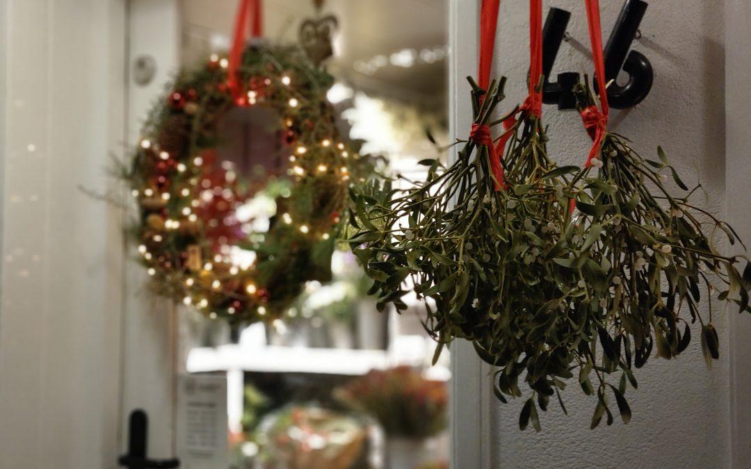 Dit jaar vieren we kerst anders