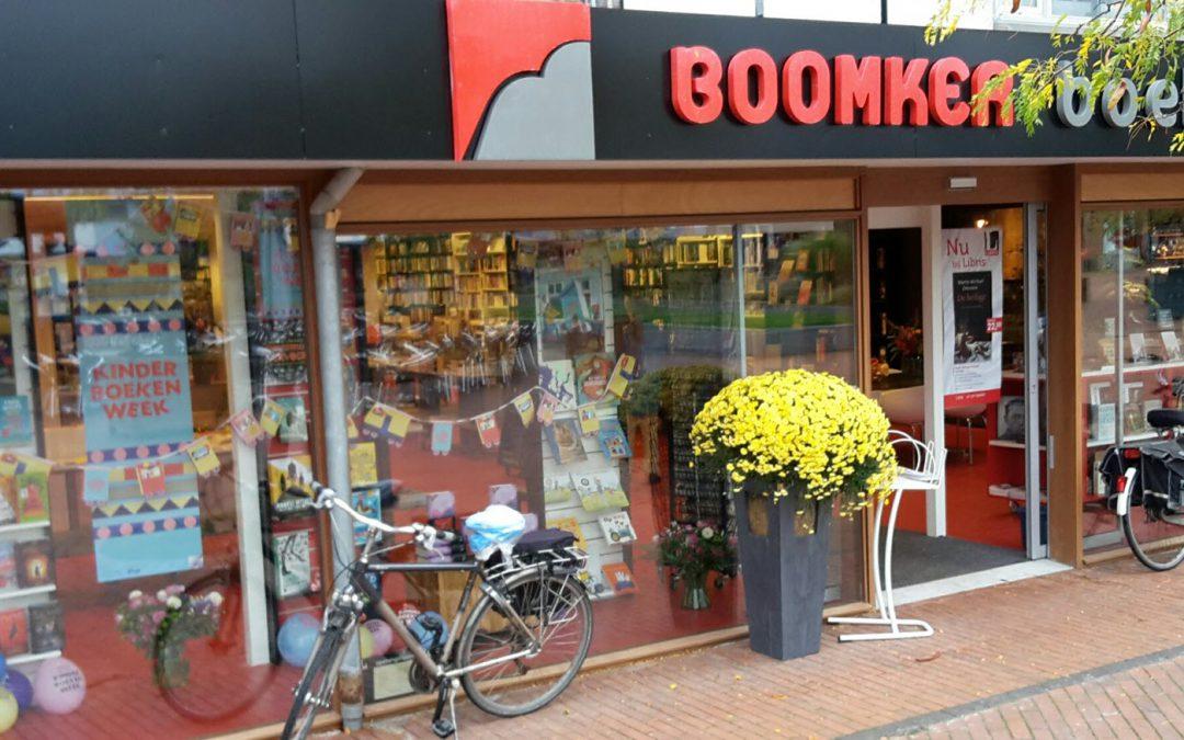 Boomker Boekhandel verhuisd