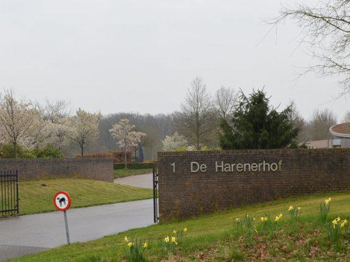 Begraafplaats Harenerhof Haren