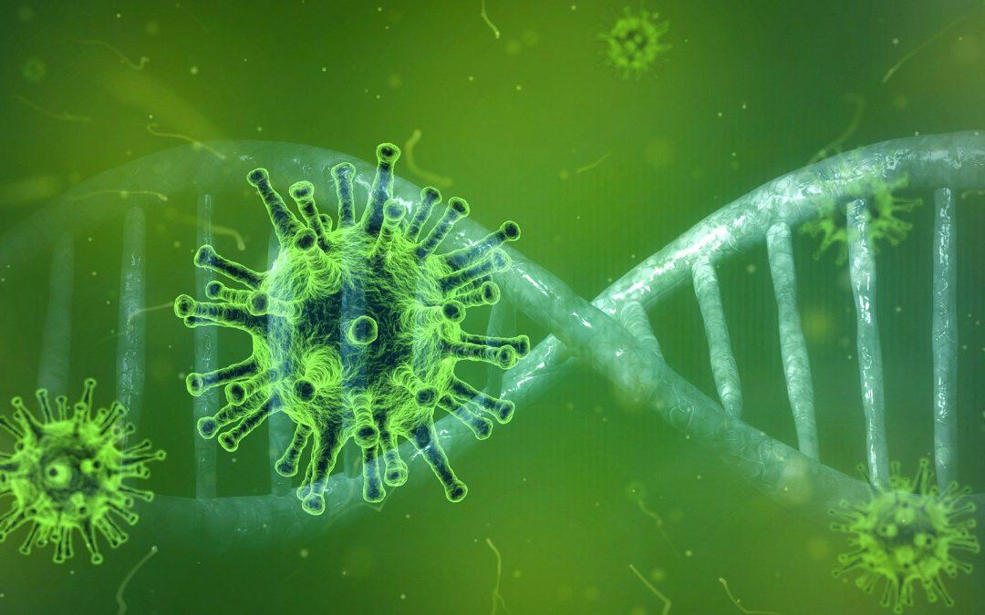 Zorgen coronavirus merkbaar