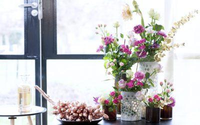 Bloemen geven energieboost