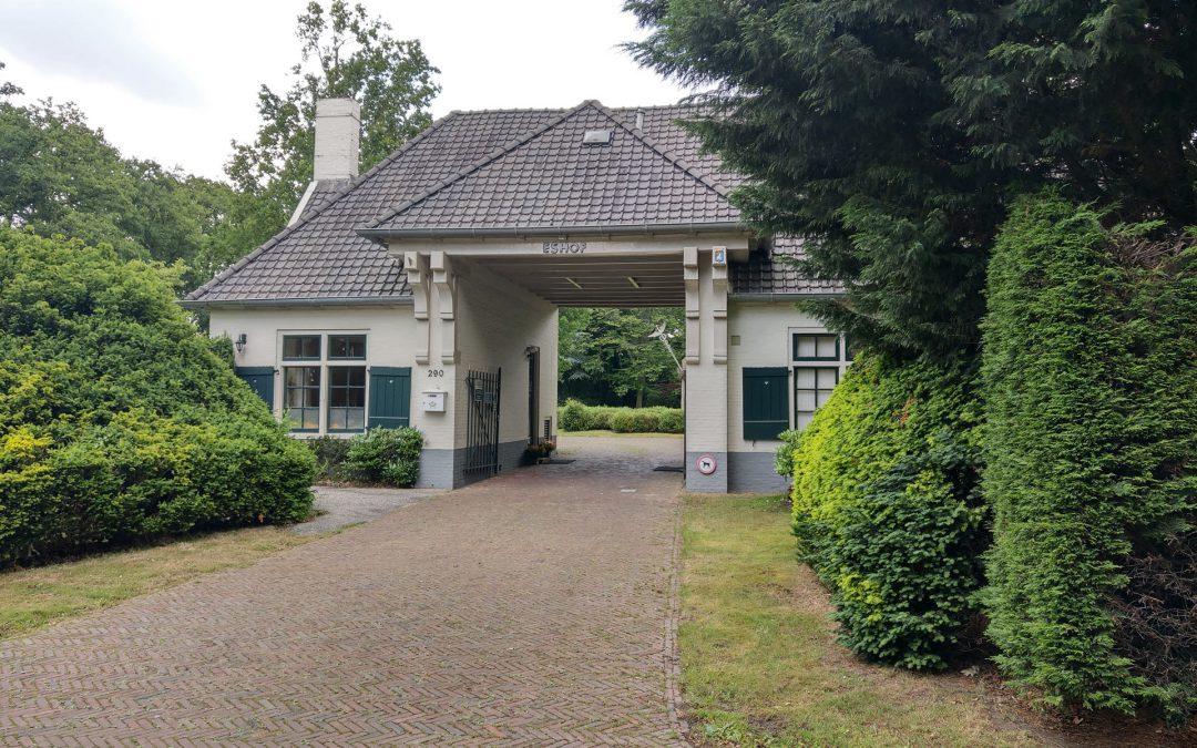 Begraafplaats Eshof Haren