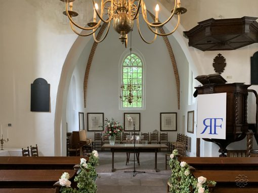 Bruidswerk Floor & Rutger